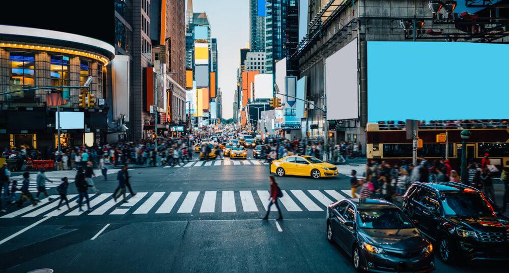 街頭モニターの広告料金は?効果的な宣伝をするには   DELIGHT GLOBAL